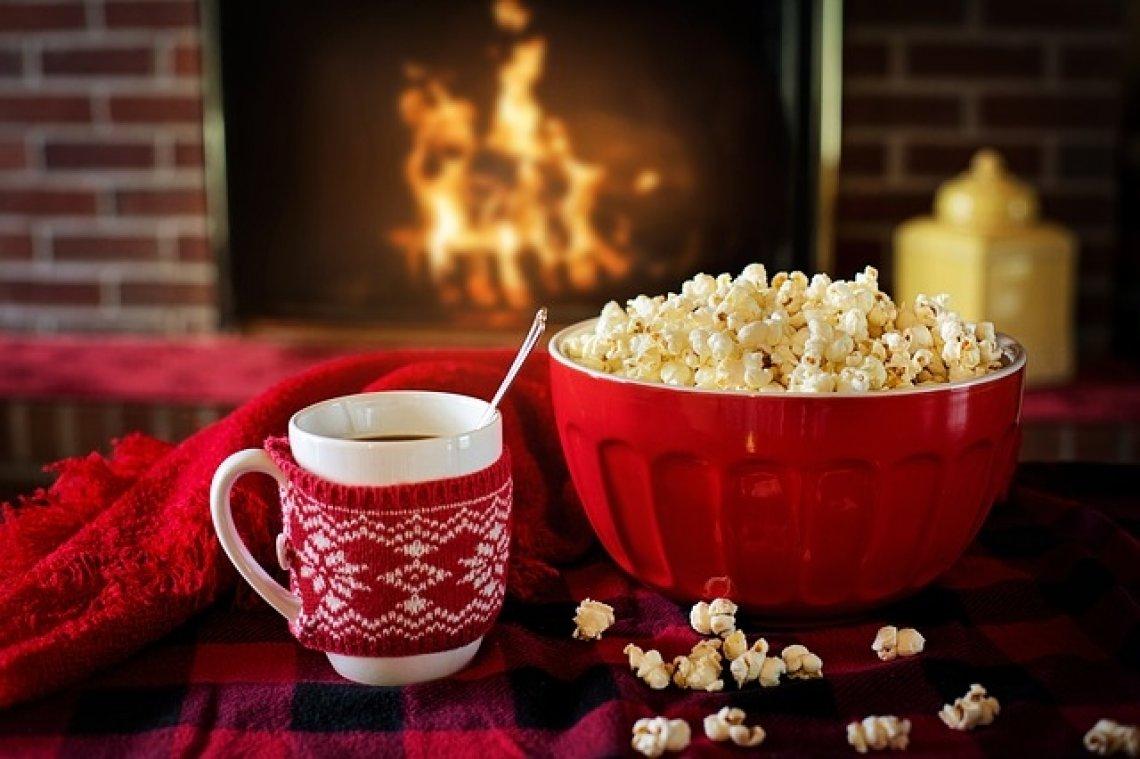 Vánoce - vánoční atmosféra - vánoční filmy - vánoční čas.