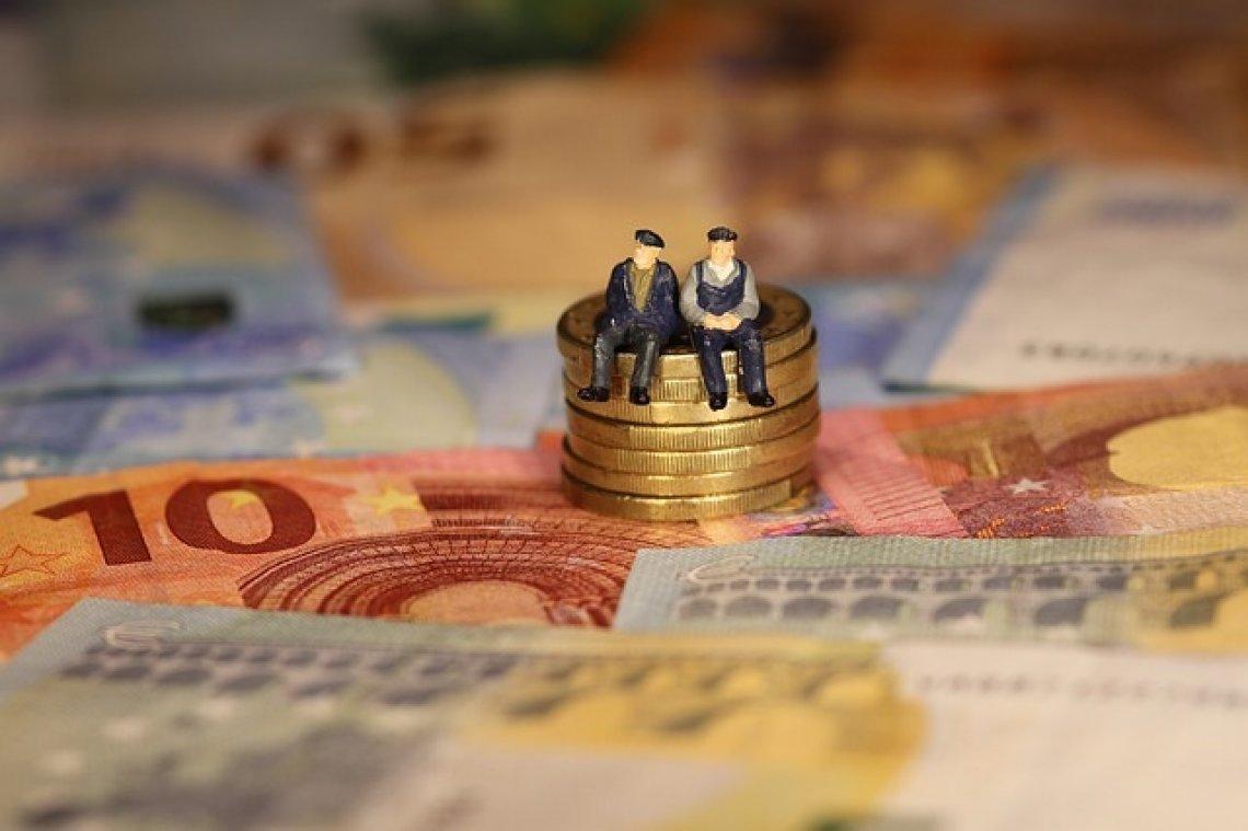 Penzijní spoření - senior, peníze
