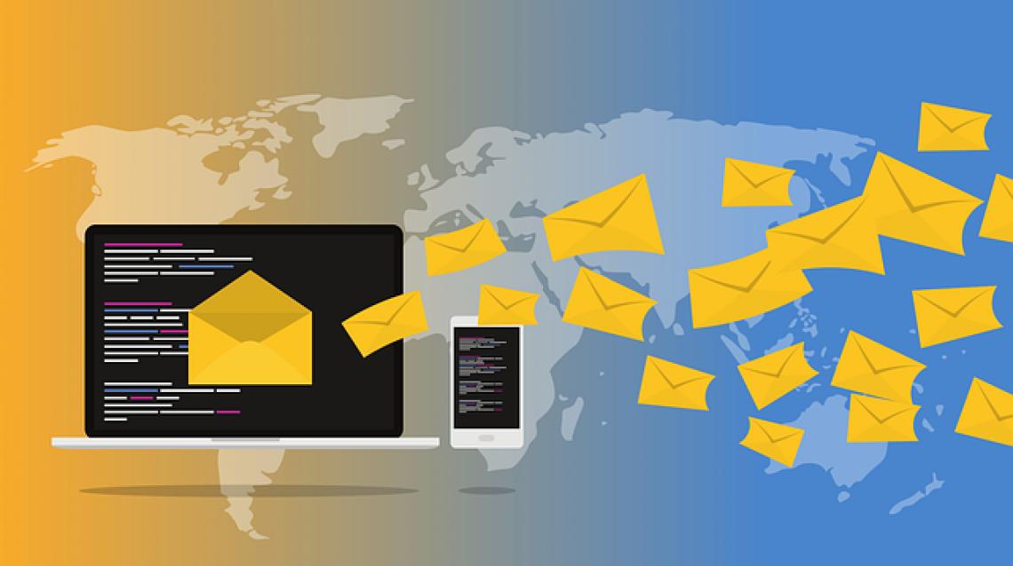 Email - emailová schránka - jaký email vybrat.