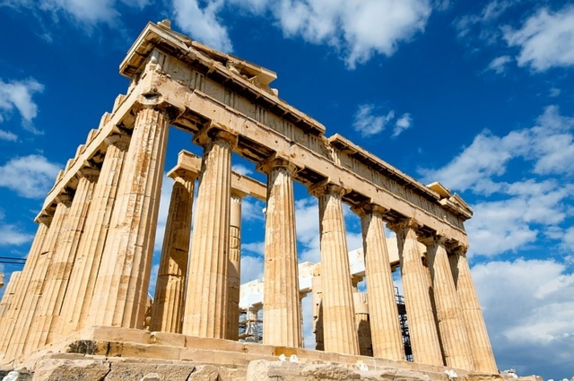TOP 5 nejkrásnější ostrovy řecka - řecké památky