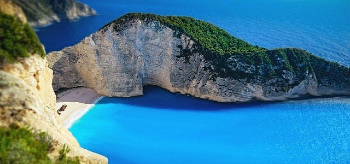 TOP 5 nejkrásnější ostrovy řecka - řecko pláž, nejkrásnější řecké ostrovy