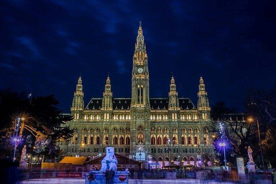 Vánoční trhy - vánoční trhy vídeň