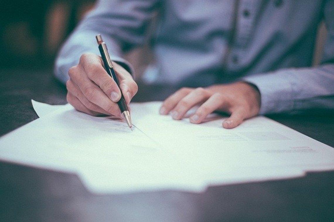Výpověď z pracovního poměru 2020 - jak napsat výpověď