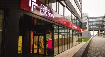 Form Factory prostředí