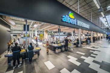 Prodejna Albert 3