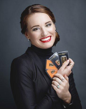 Tvář firmy Paulína Fialková