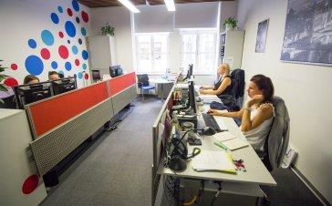 kanceláře AXA