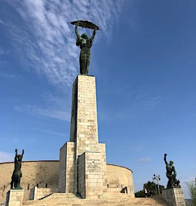 Budapešť - Gélertova hora, Citadella