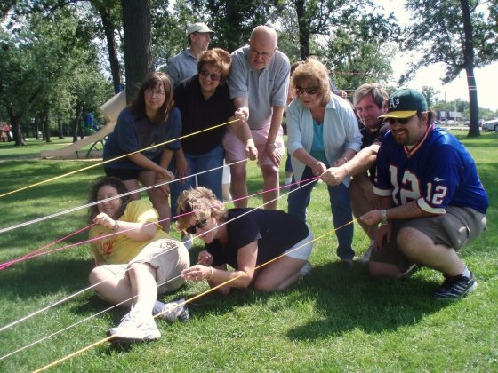 Profese Teambuilding