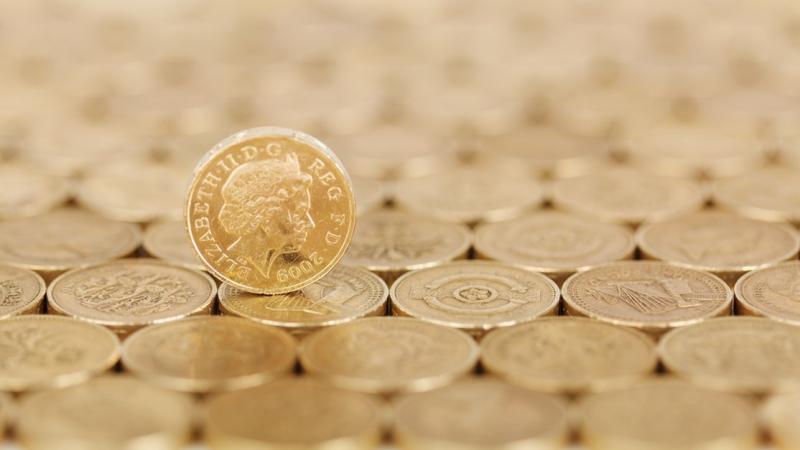 Našetřené mince