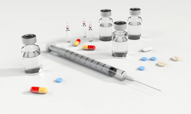 Léky - nemocenská