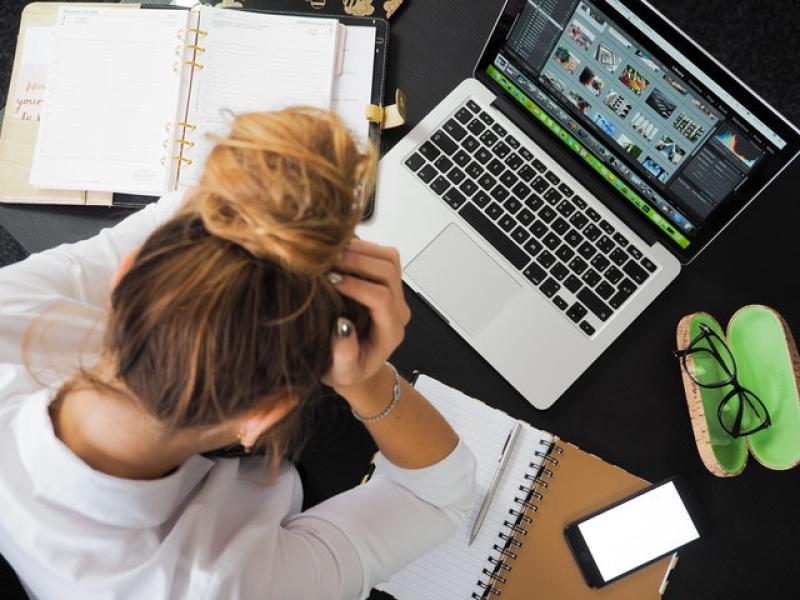 Stres na pracovišti