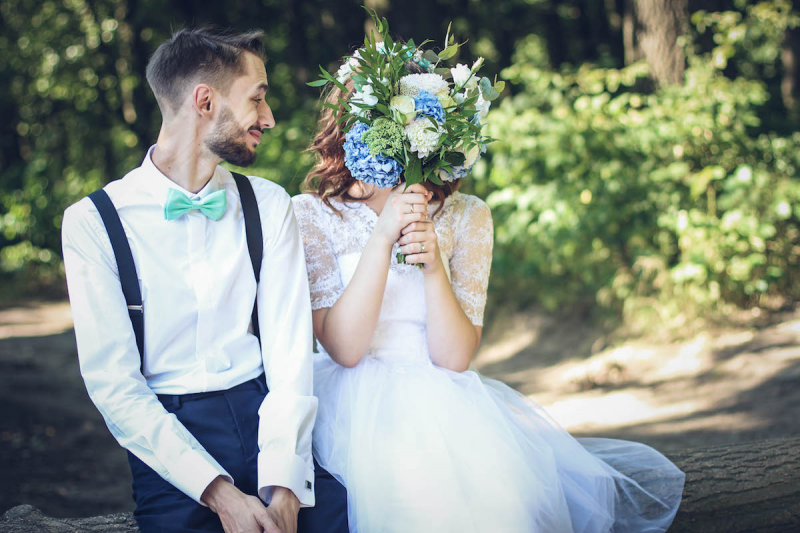 Výměna dokladů po svatbě