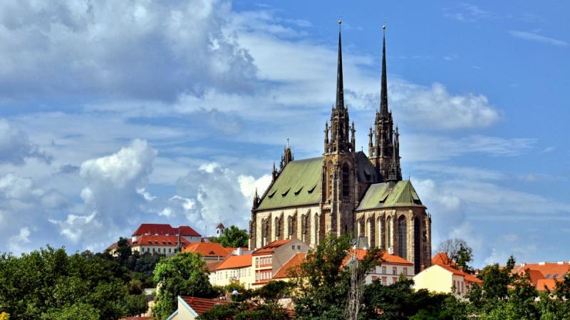 Volná pracovní místa Brno