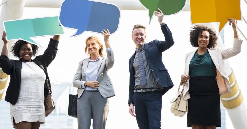 Komunikace ve firmě