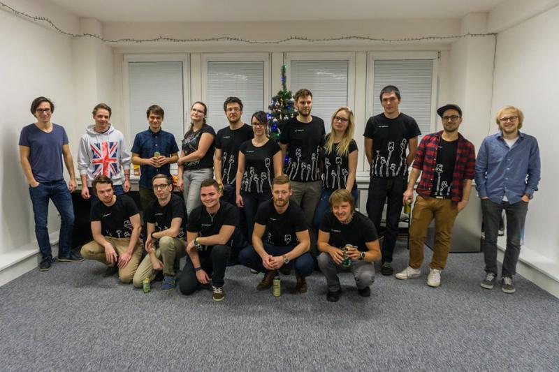 """""""Nehrajeme si na pracovní dobu,"""" říká jednatel MobileSoft, Míra Novosvětský"""