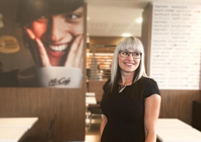 Z brigádnice k vedoucí podniku - Barbora Hamplová popisuje svoji Mc cestu