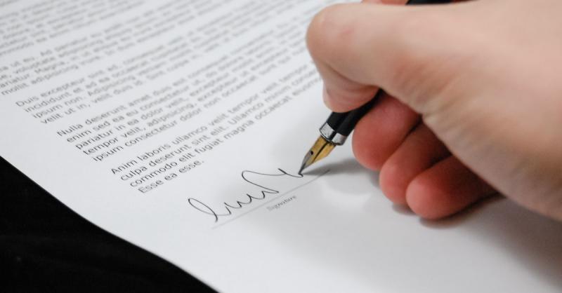 Pracovní smlouva vzor ke stažení