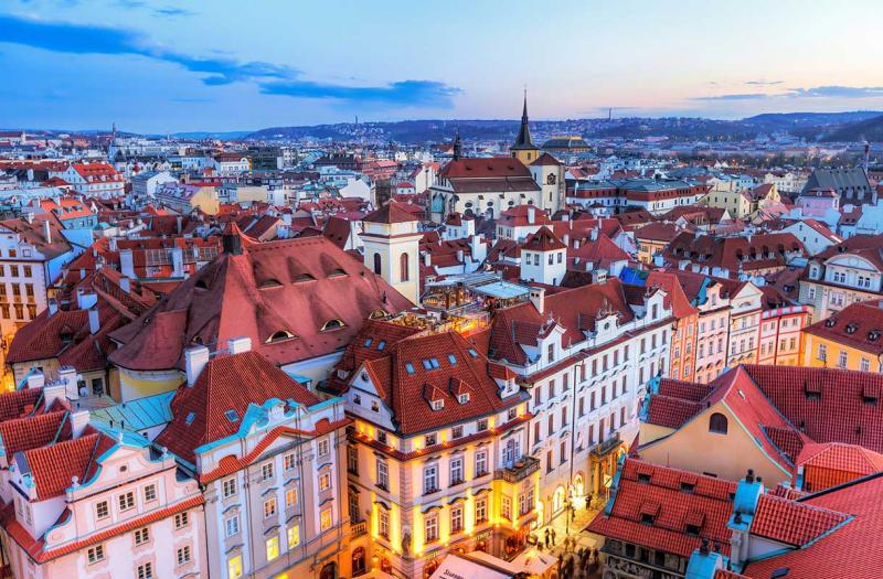 Nejlepší brigáda v Praze