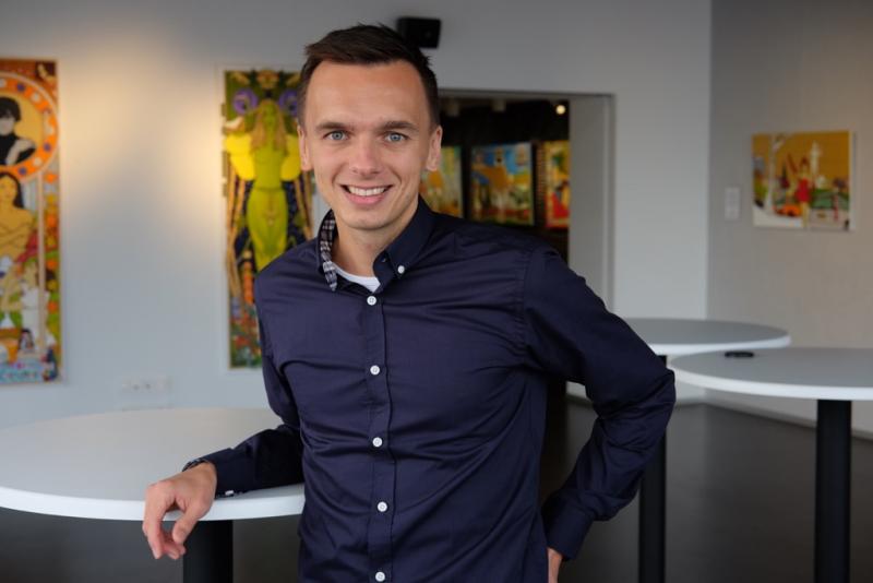 Chceme uchazeče propojovat se skvělými zaměstnavateli, říká Michal Hardyn