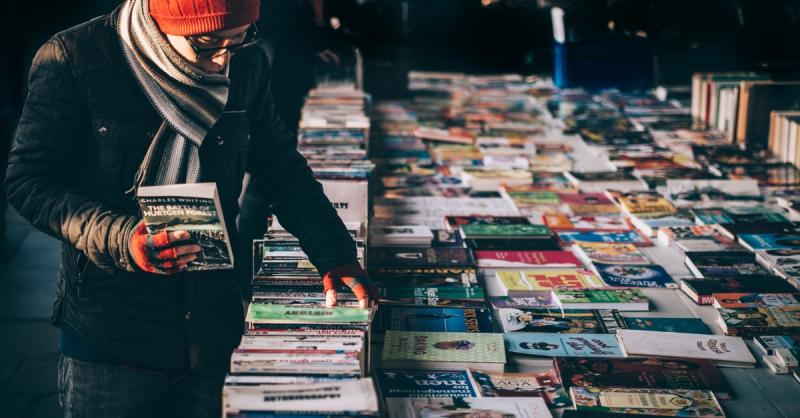 Inspirace: Které knihy čtou bohatí lidé?