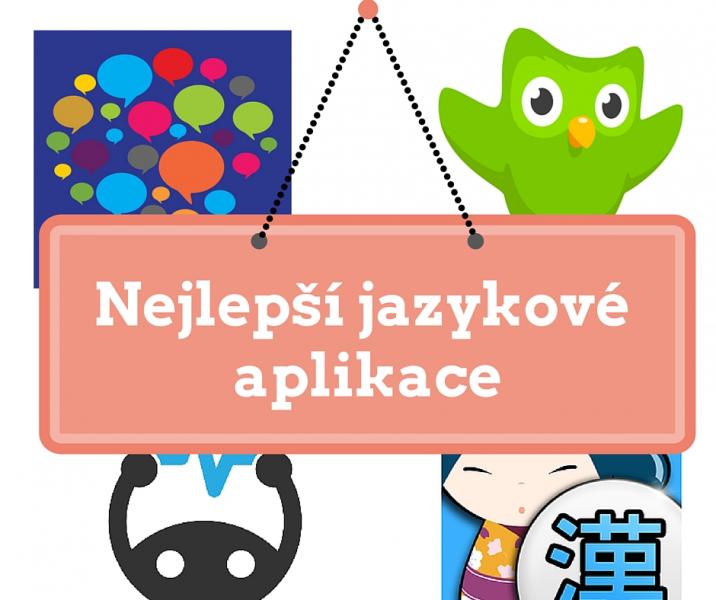 Nejlepší jazykové aplikace