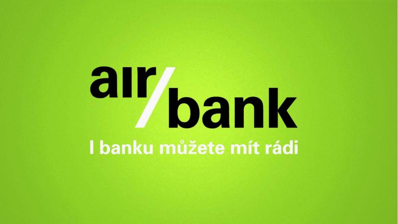 Air Bank - logo, spořící účet, air bank zvyšuje úrok na spořícím účtu