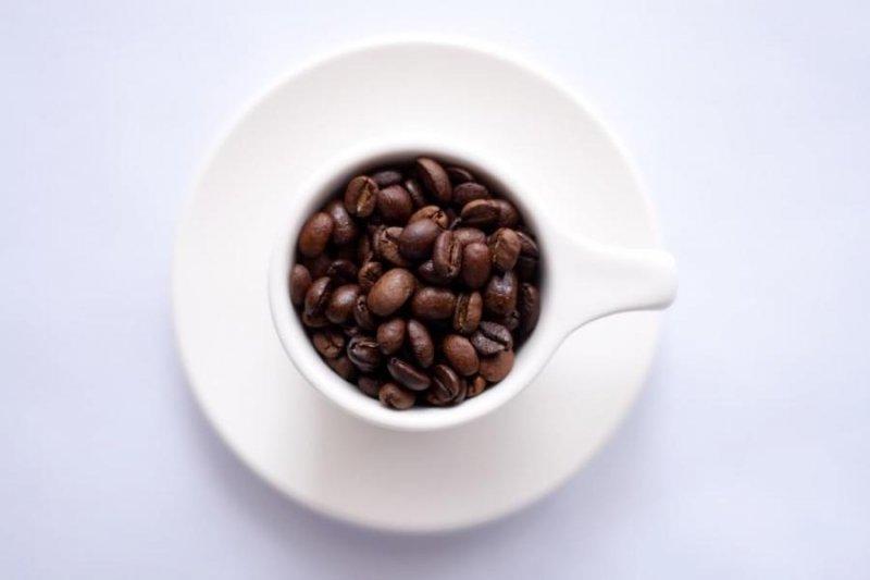 capexus, káva, šálek