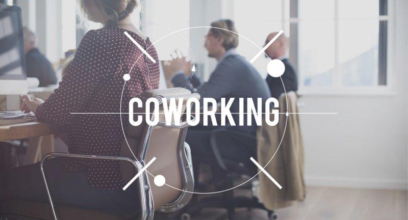 Coworking je budoucností práce ve velkých městech