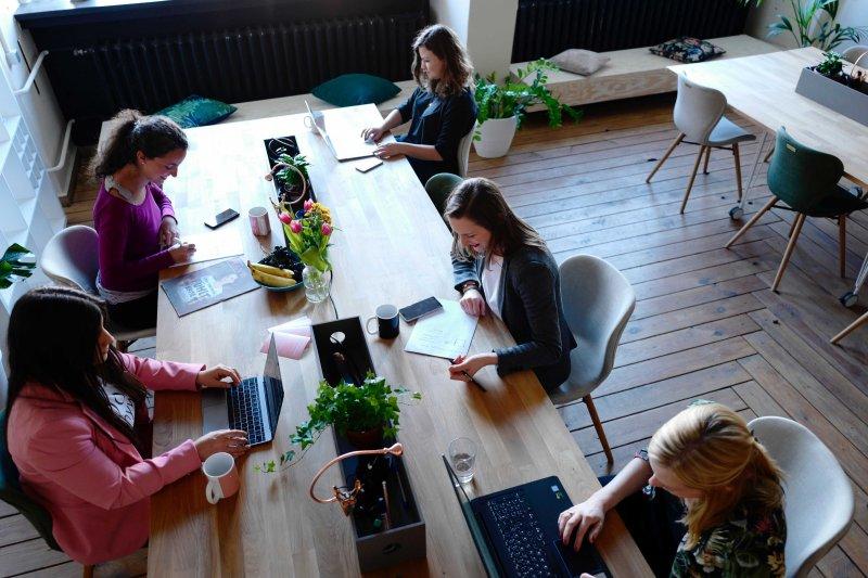 Coworking je budoucností práce ve velkých městech II.