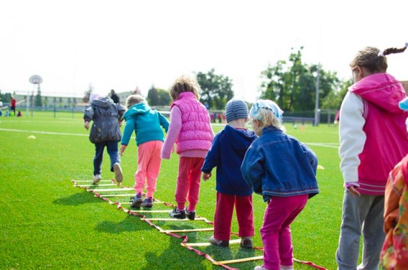 den dětí, 1. června, dětské hry