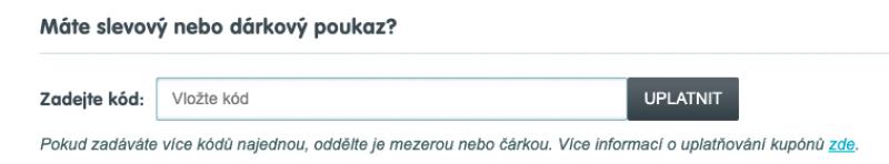 Jak uplatnit Mall.cz slevový kód