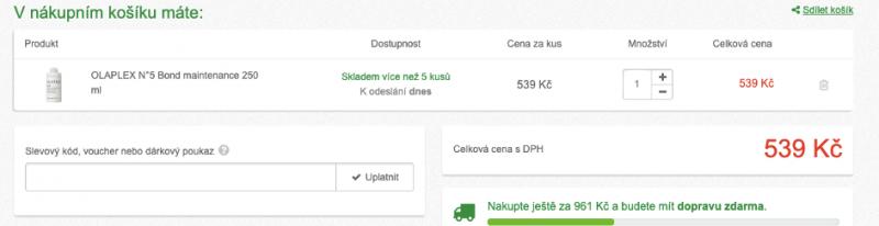 Lékárna.cz slevový kód