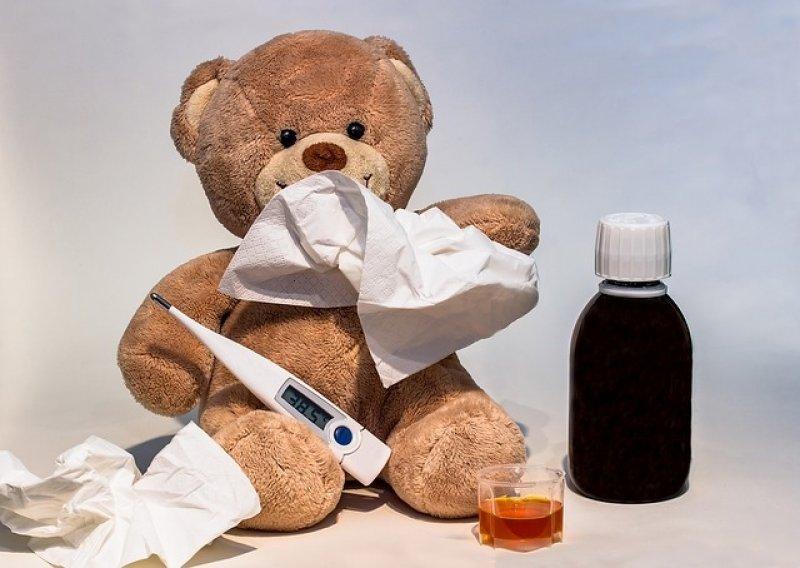 Nemoc - neschopenka - nachlazení.