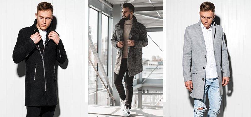 Pánské kabáty na různé příležitosti