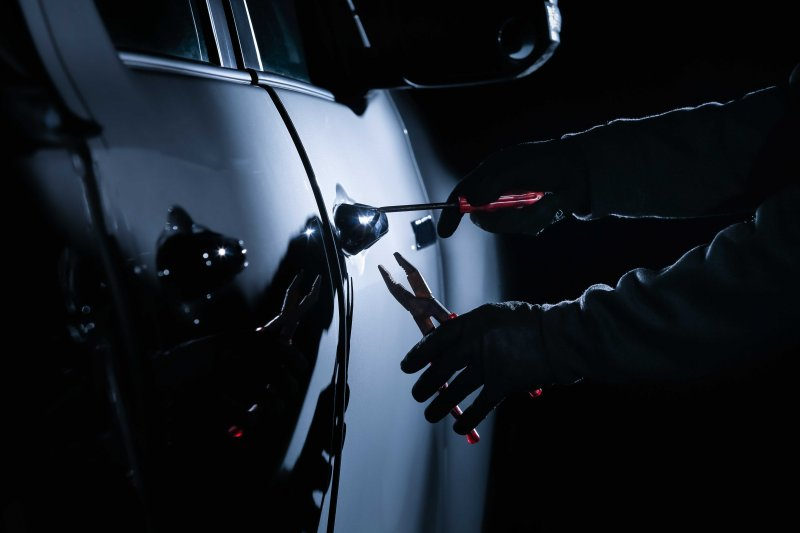 Pojištění vozidla proti krádeži