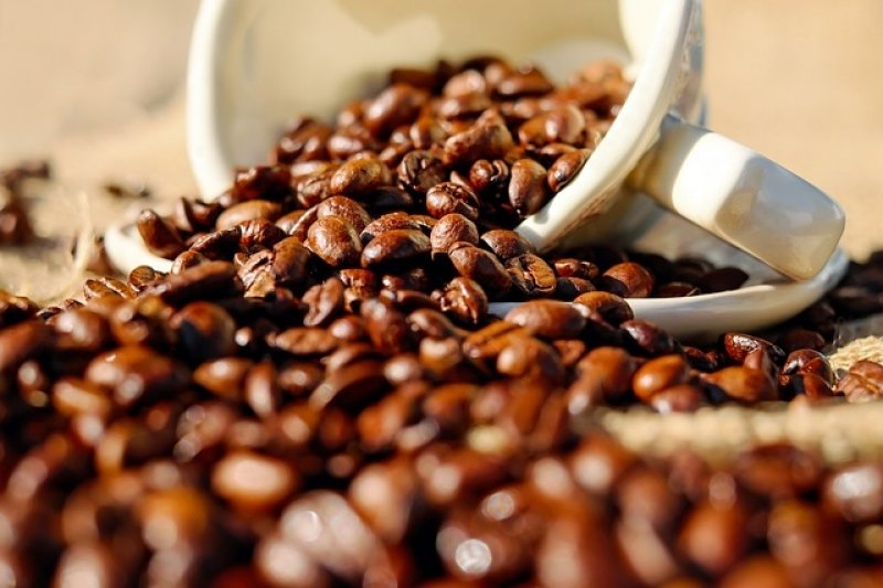 Káva  - zrnka kávy, jak na přípravu kávy