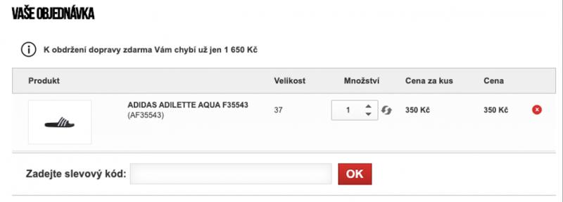 Slevový kód A3 Sport