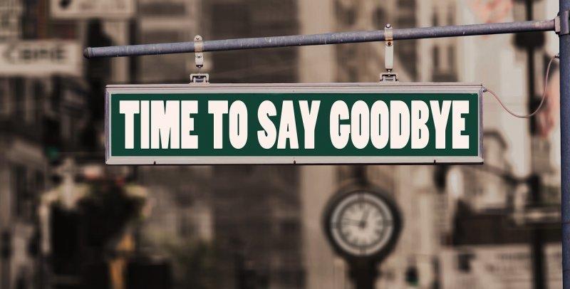 Time to say goodbye: výpověď, výpověď ve zkušební době, jak jí doručit.